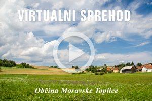 Virtualni sprehod Občina Moravske Tooplice