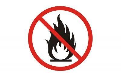Razglašena velika požarna ogroženost naravnega okolja in prepoved kurjenja v naravnem okolju