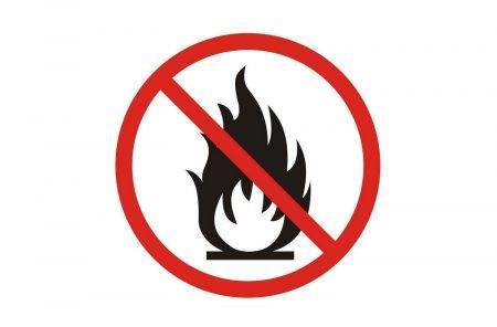 Velika požarna ogroženost