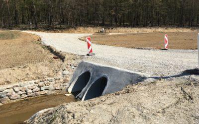 Začetek 2. faze rekonstrukcije ceste Bukovnica – Bukovniško jezero