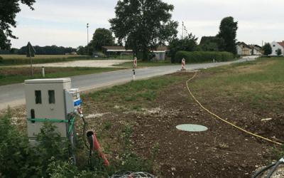 Vodovod in kanalizacija do počitniških objektov Mlajtinci