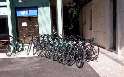 Otvoritev Bike centra Moravske Toplice