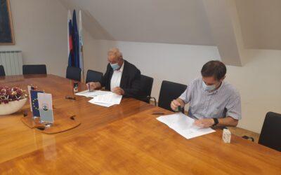 Ureditev nove ulice na območju Podov v Moravskih Toplicah že v letu 2020
